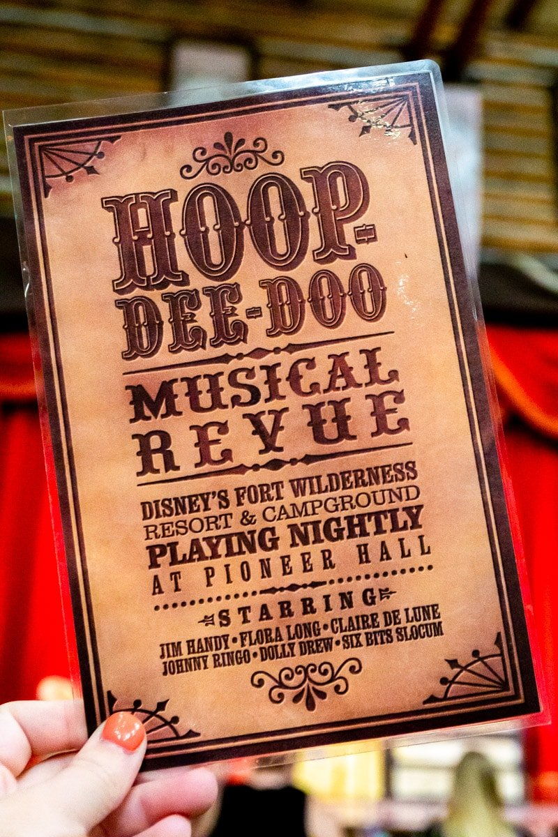 Hoop Dee-Doo is a one of the must-try things to do at Disney World