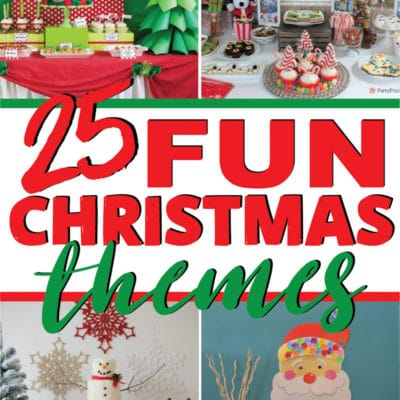 25 Unique Christmas Party Themes
