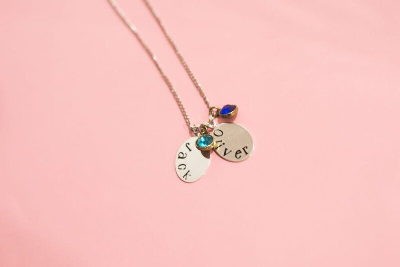 Jewelry makes a great personalized gifts for kids