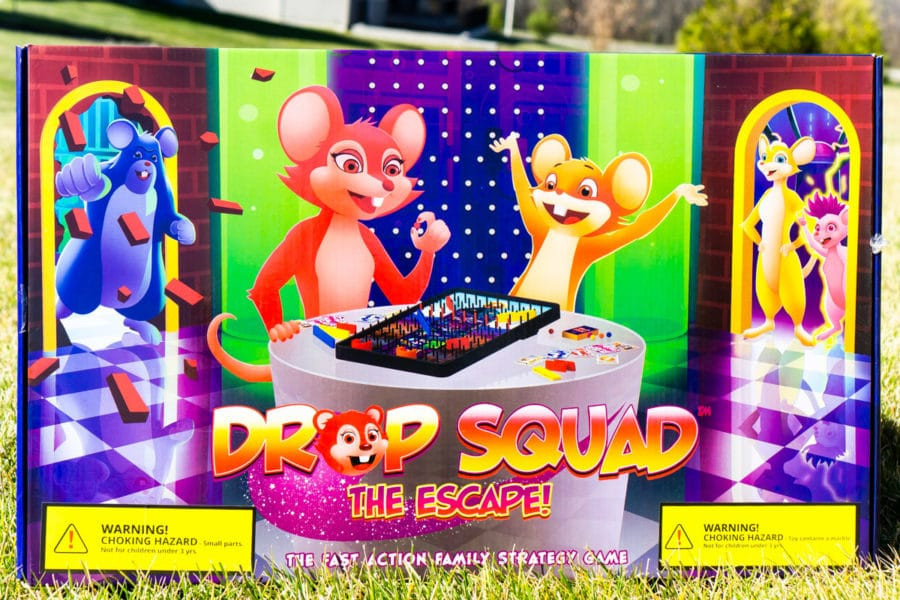 Drop squad box