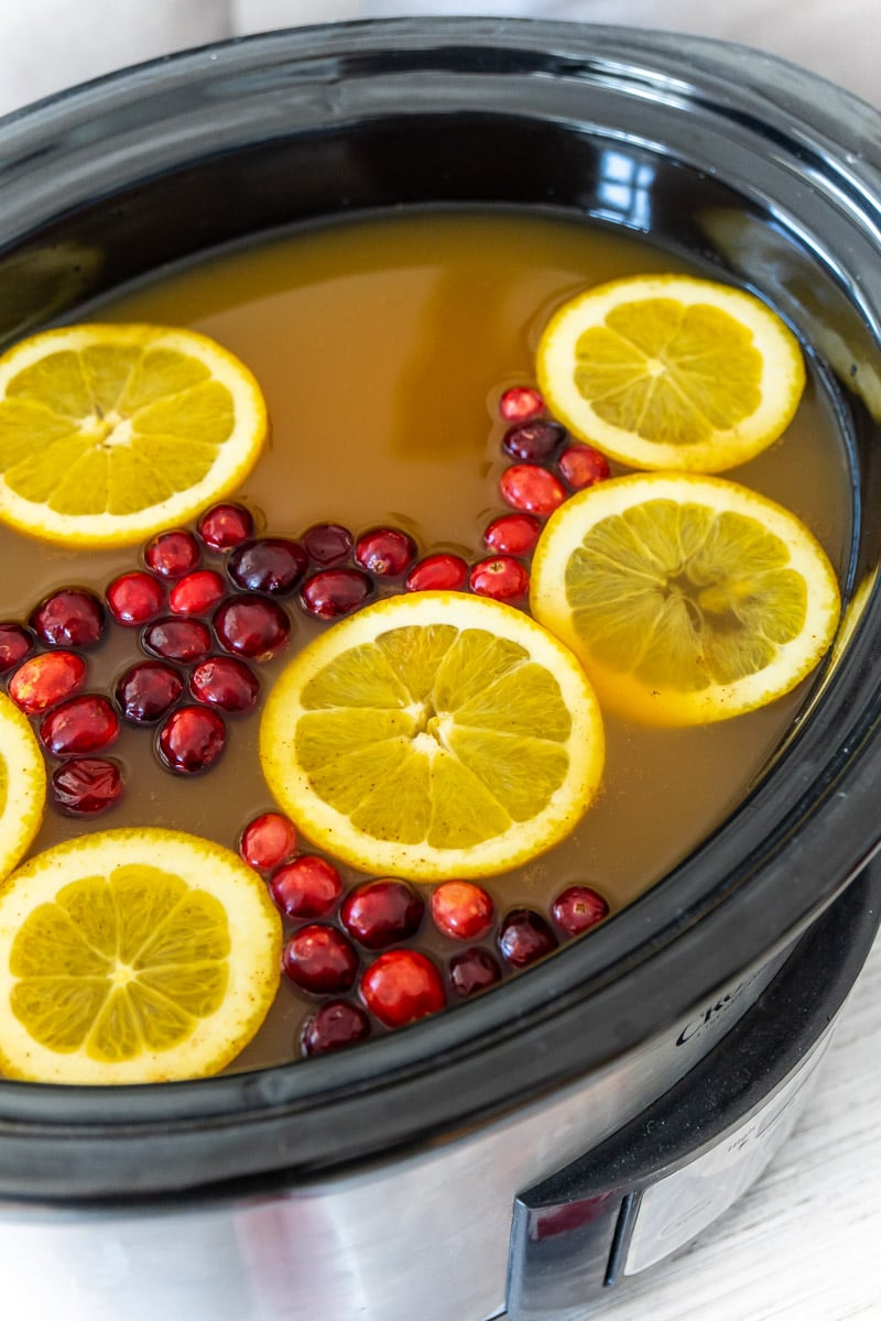Wassail recipe and other Christmas party ideas