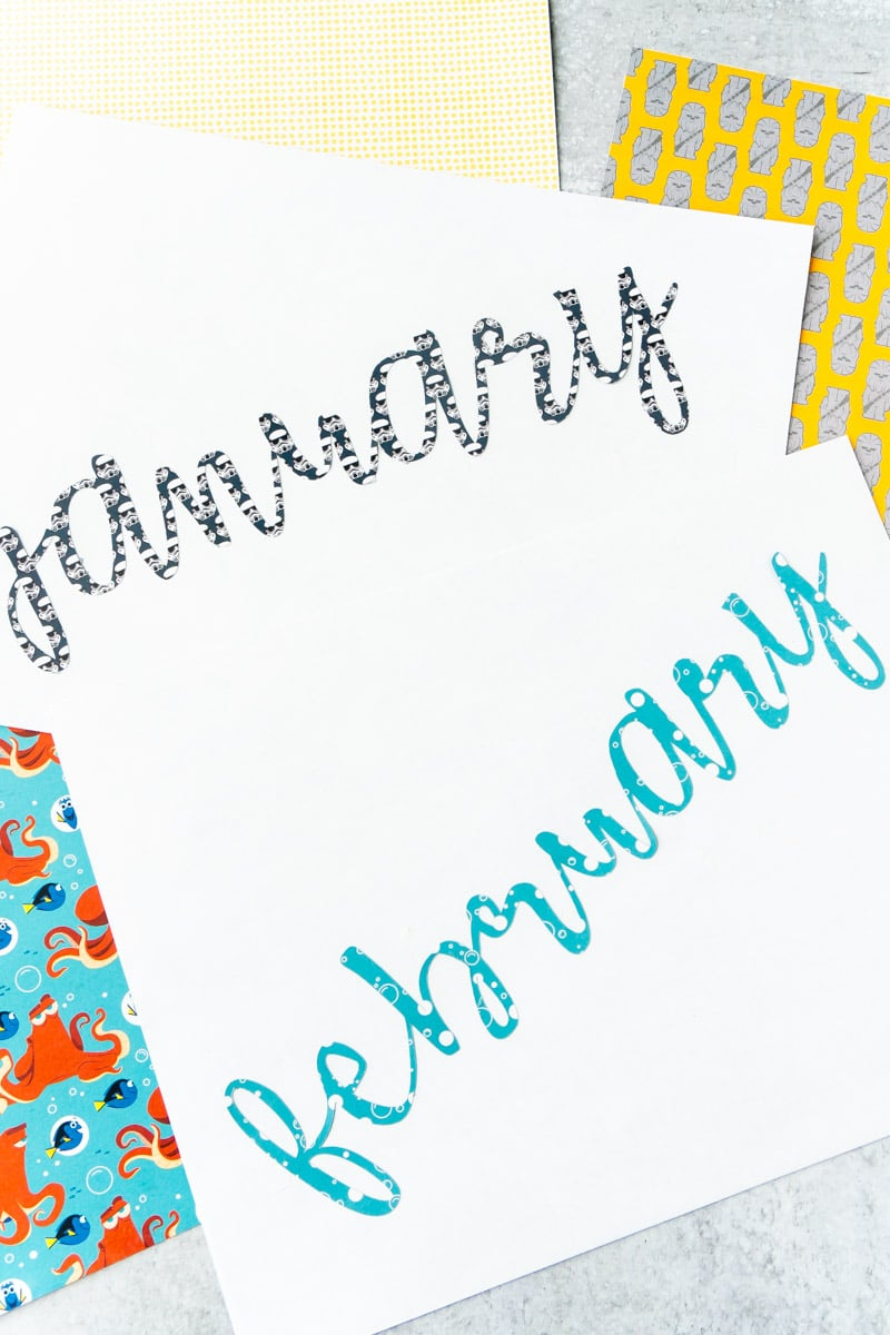 Envelopes with personalized gifts for kids inside