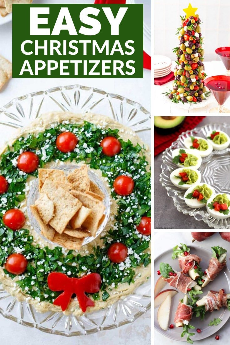 30+ Easy Christmas Appetizers - Play