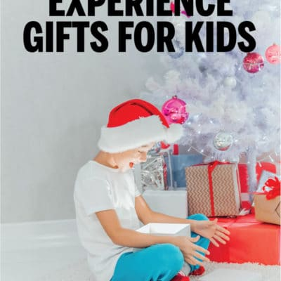 80 Amazing Experience Gifts for Kids