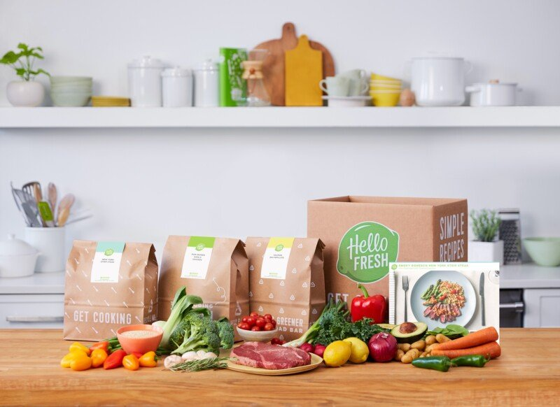 Hello Fresh makes one of the best gifts for foodies