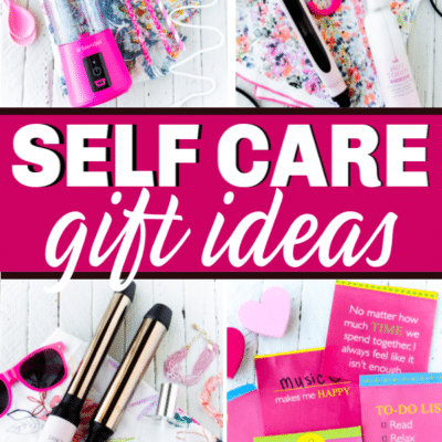 14 Self Care Ideas to Gift Yourself in 2020
