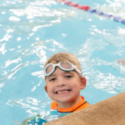 Why You Should Start Swim Lessons Young: Our Swimming Story