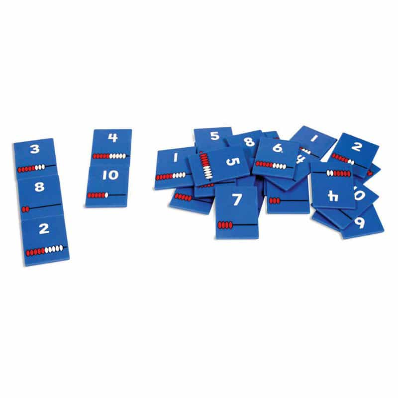 Dominoes 1st grade learning games