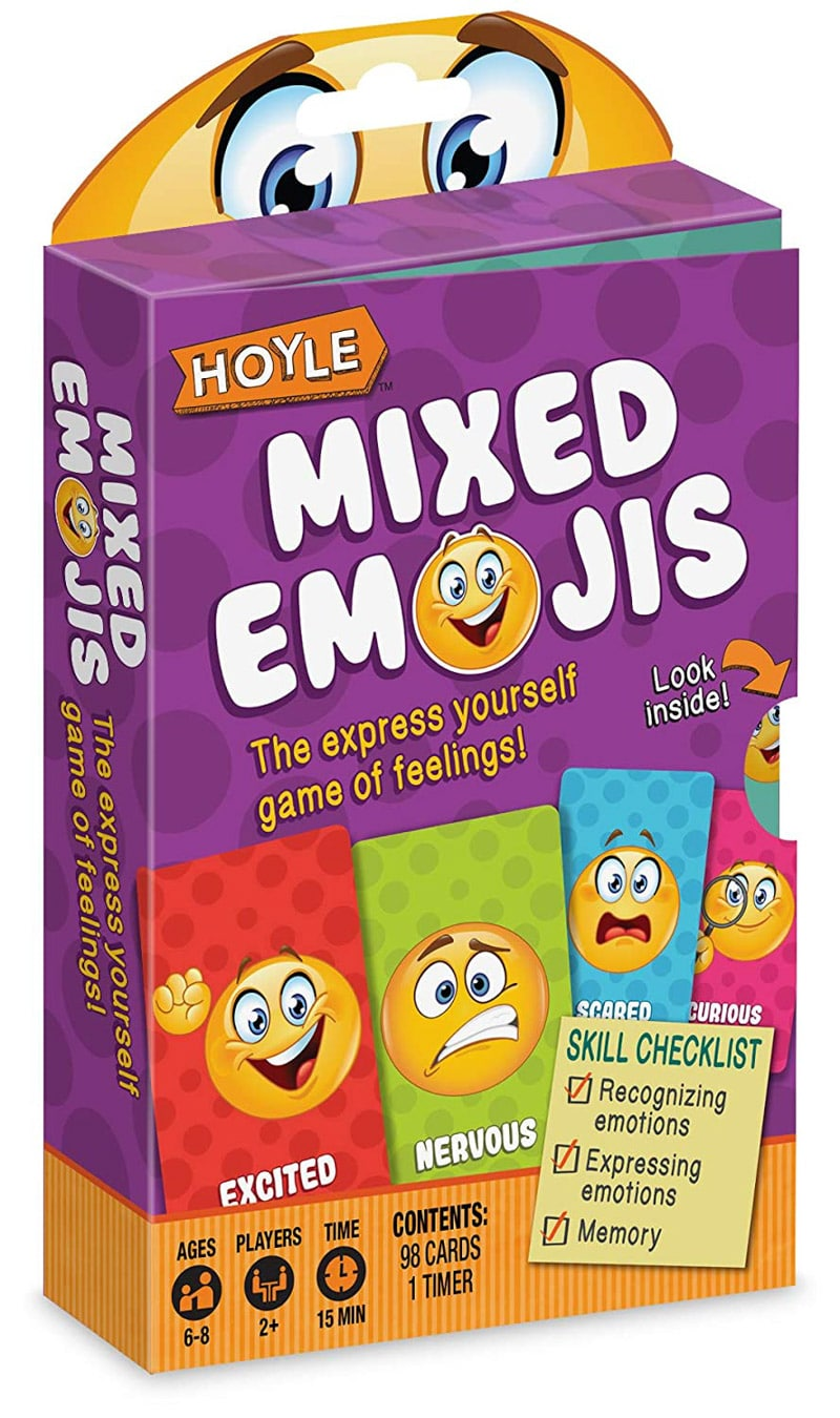 Emotion learning games for kids