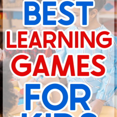 1st Grade Learning Games that Are Fun for All Ages