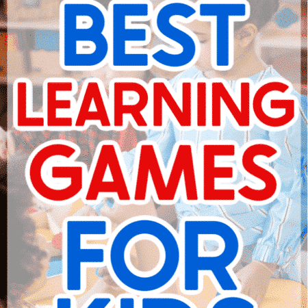 Make learning more fun with grade learning games! Perfect for 1st graders but also for any other elementary school aged kids! These learning games are so fun kids won't even realize they're learning - they'll just realize they're having fun!