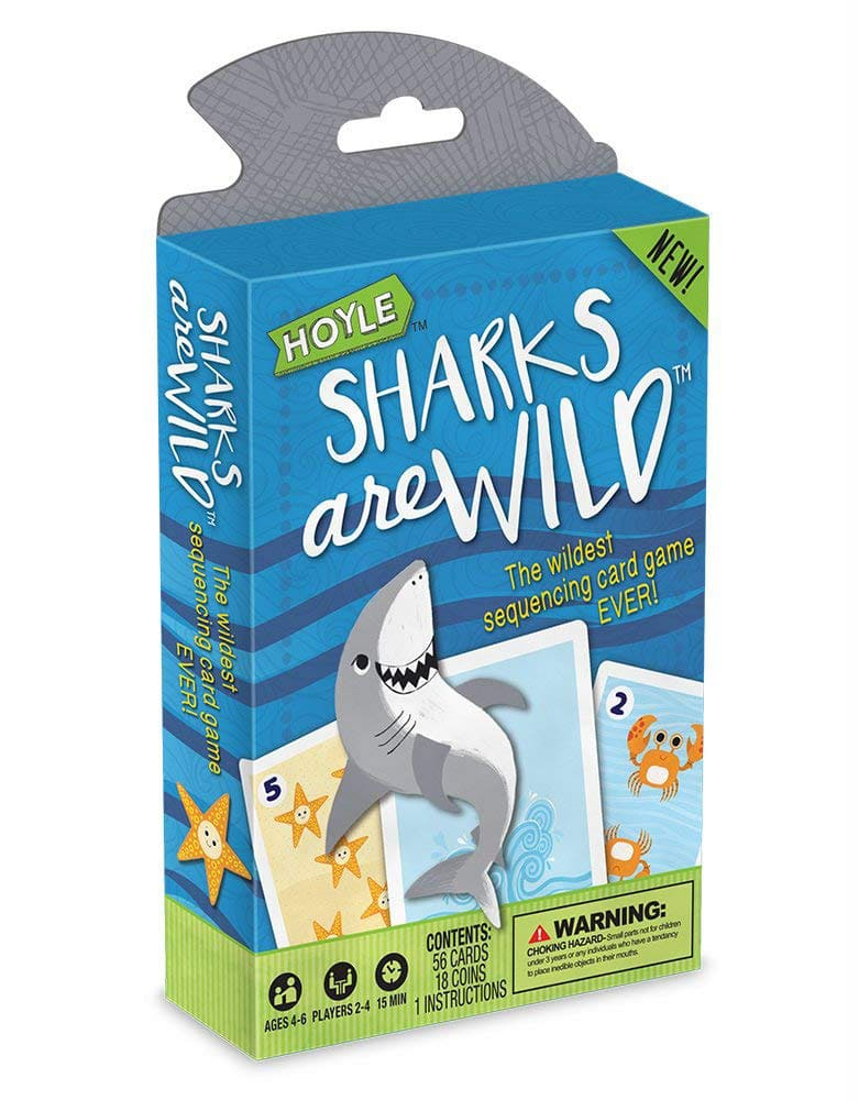 Shark themed board games for adults