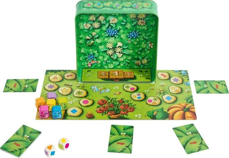 Snail inspired board games for kids