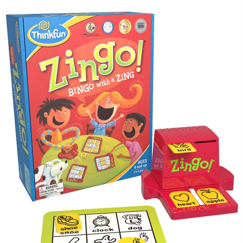 Zingo is one of the most fun games for kids