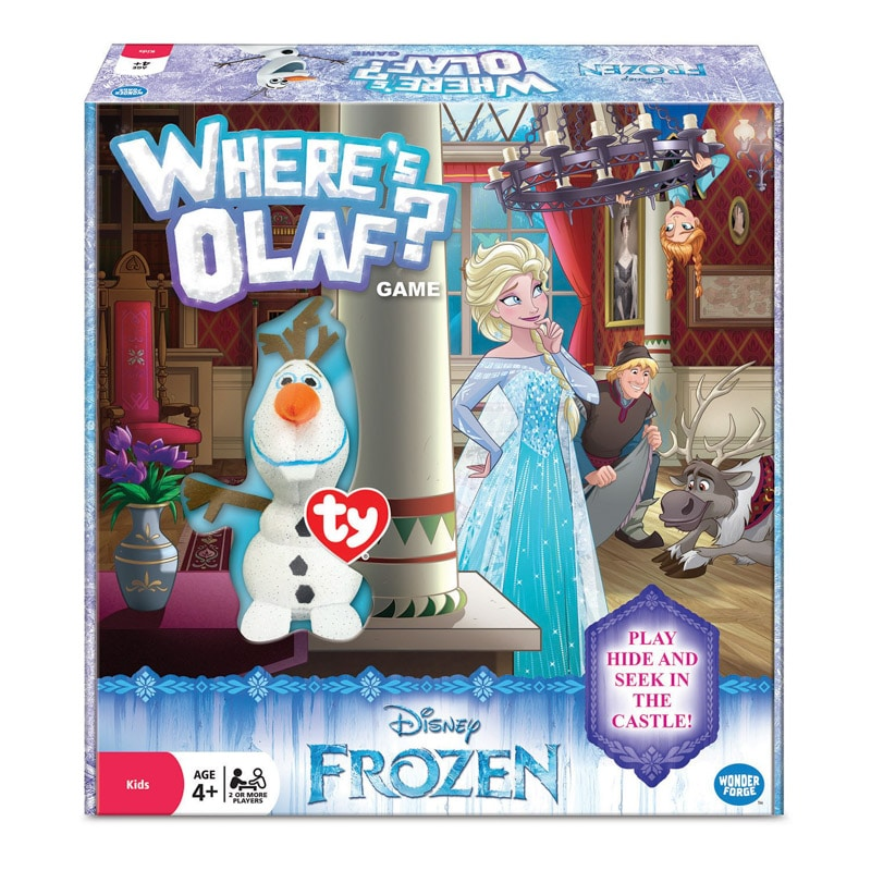 Frozen board games for kids