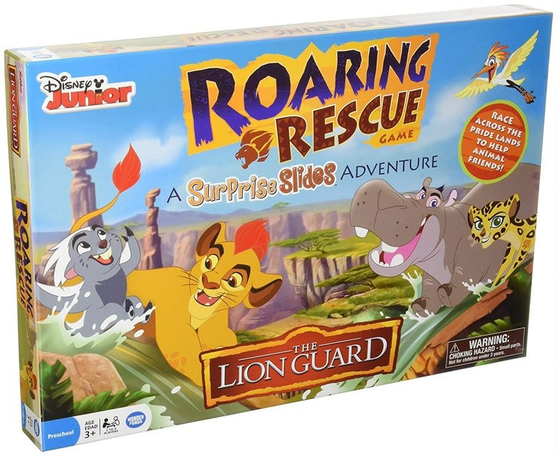Lion King board games for kids