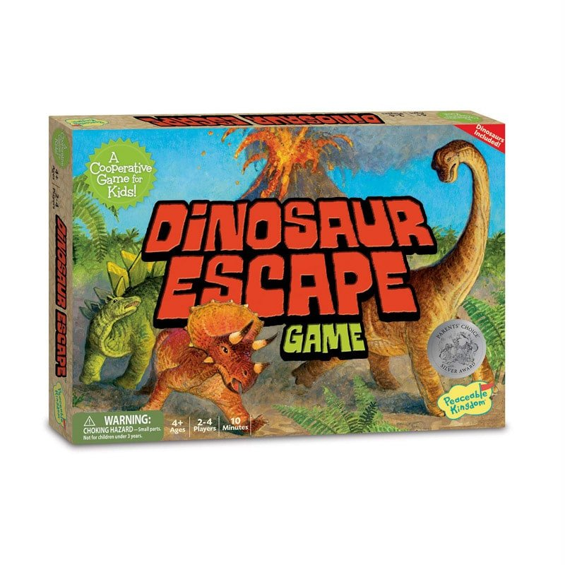 One of the best board games for kids who love dinosaurs