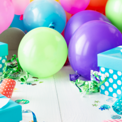30 Ways to Make Birthdays at Home Special