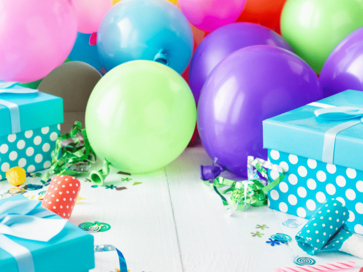30 Birthday Party Ideas At Home Play