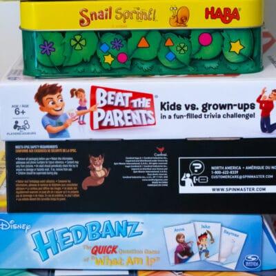 25 Best Board Games for Kids