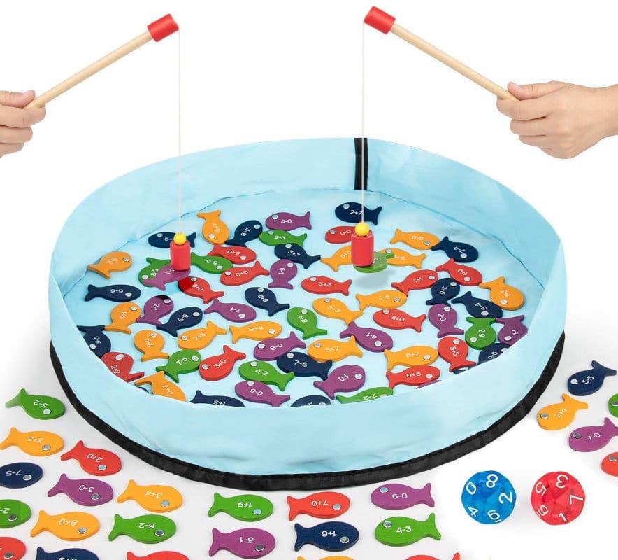 fishing math games