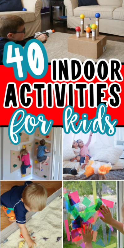 Pictures of indoor activities for kids