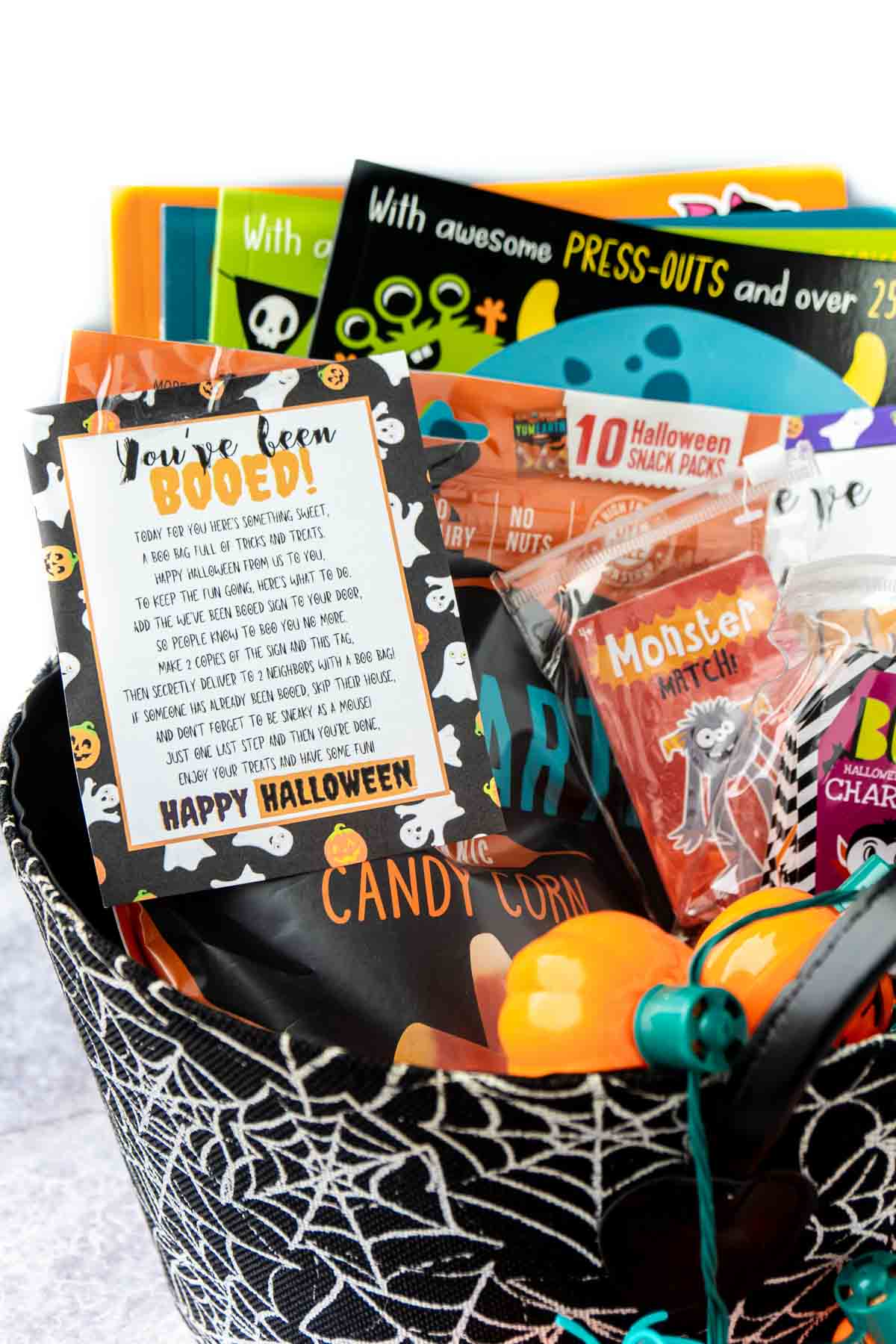 Free You Ve Been Booed Signs Halloween Boo Ideas Play Party Plan