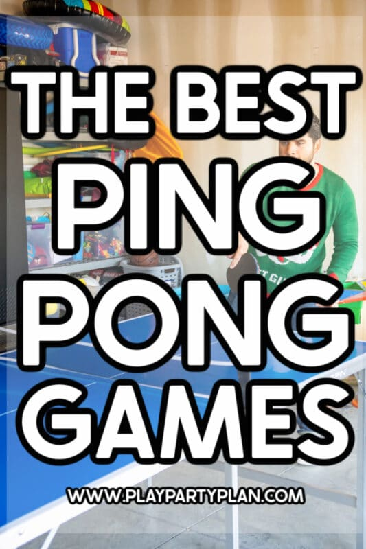 The best ping pong games title image