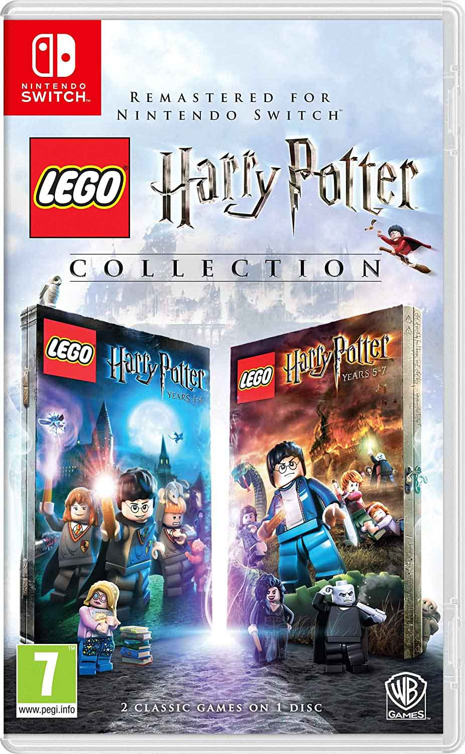 Lego Harry Potter collection cover