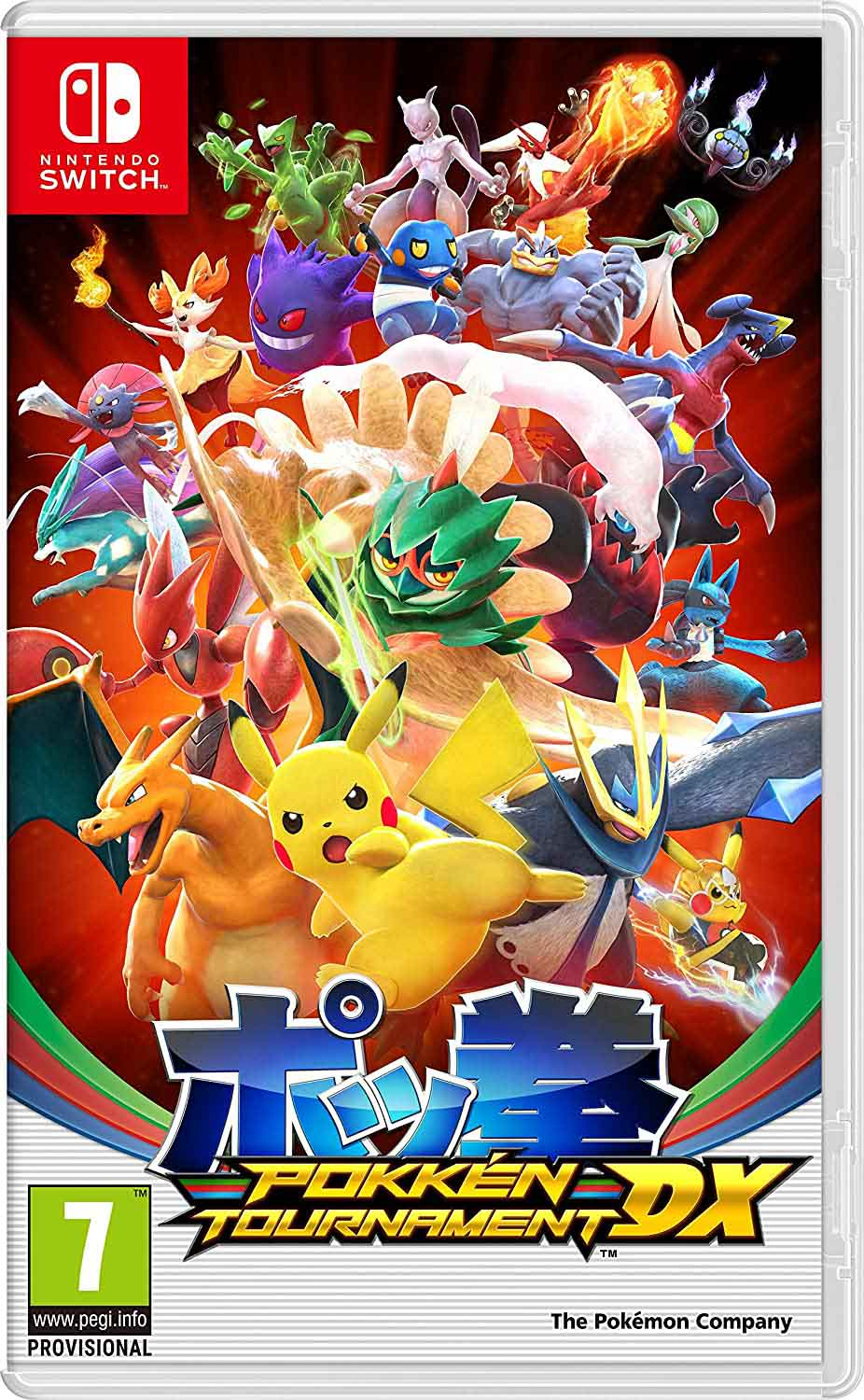 Pokemon Tournament DX cover