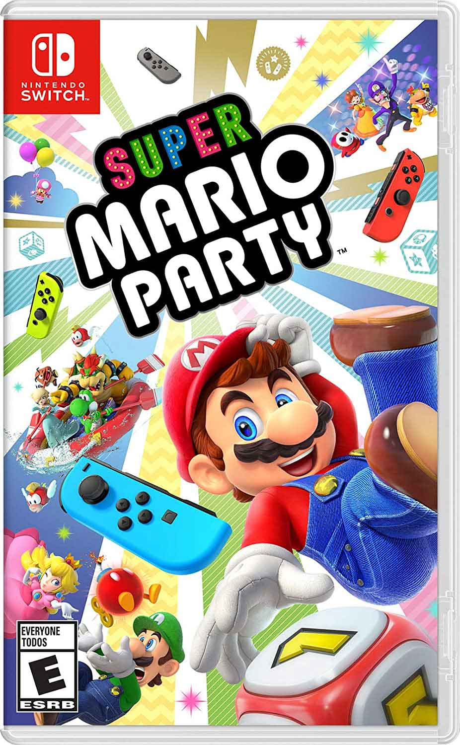 Super Mario Party game cover