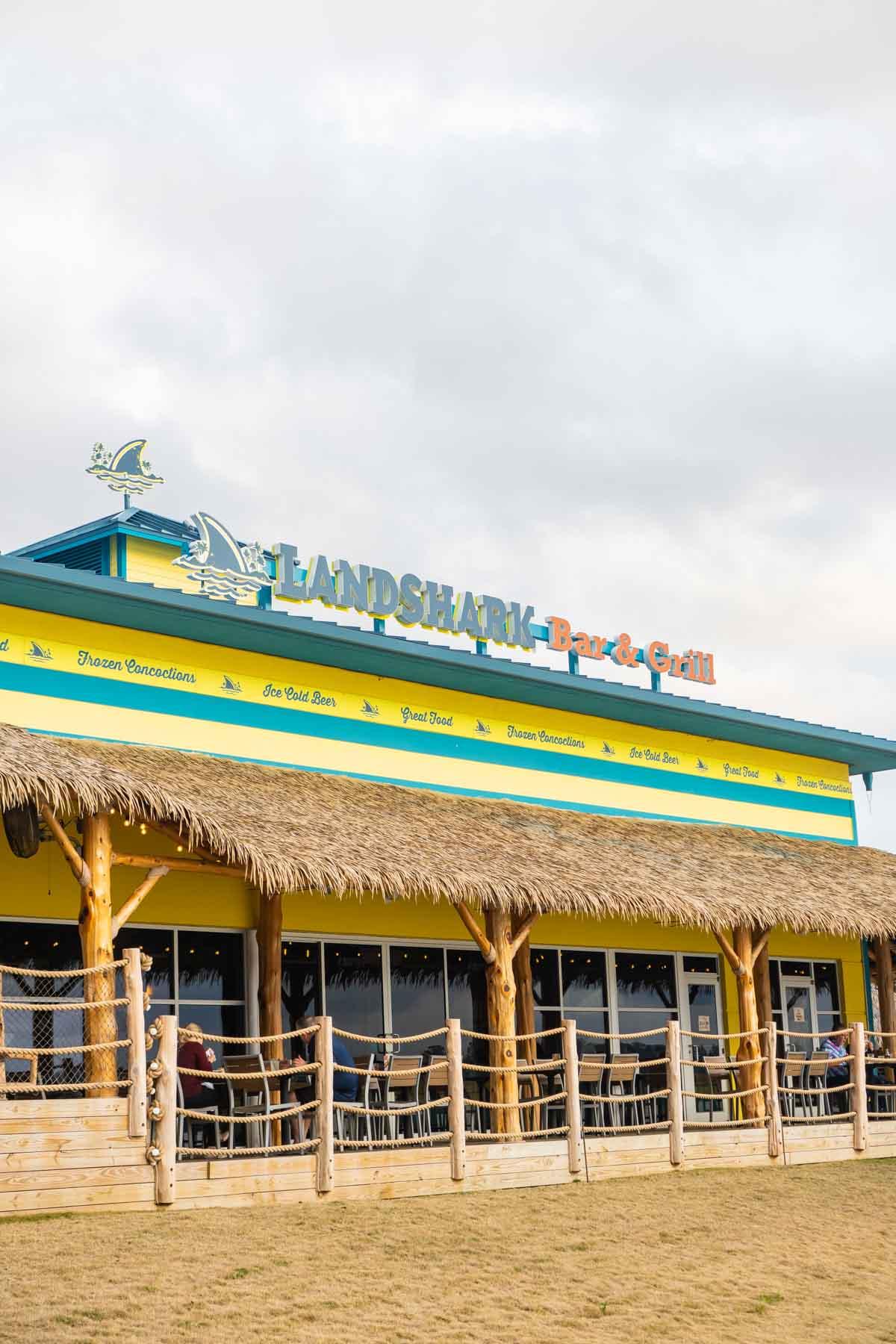 Landshark Bar and Grill at Margaritaville Lake Conroe