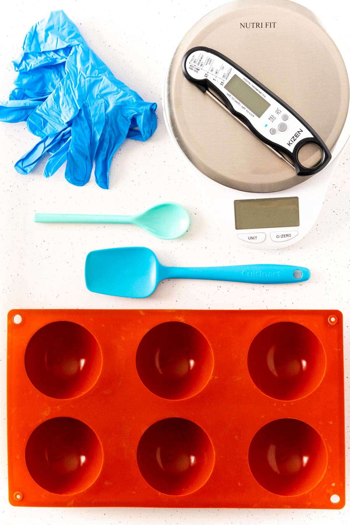 Supplies needed to make how chocolate bombs