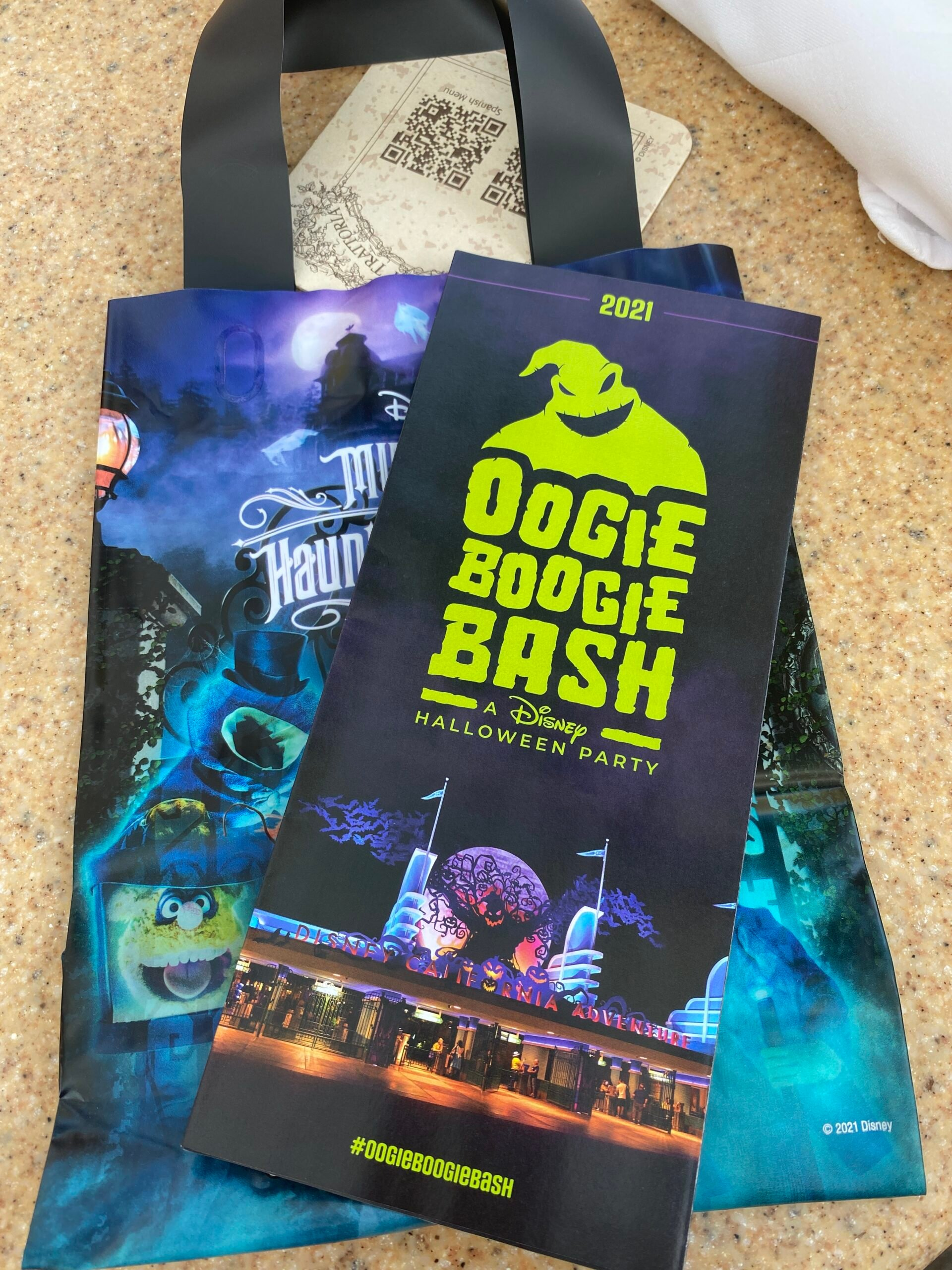 Oogie Boogie Bash guide