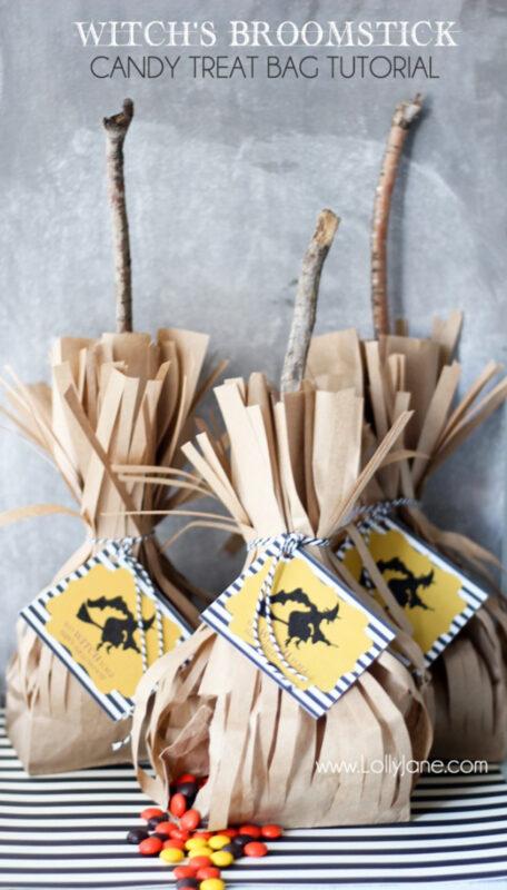 broom treat holders