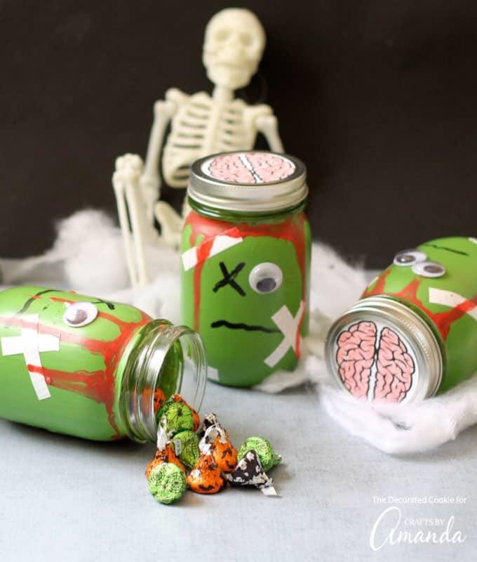 Frankenstein jars