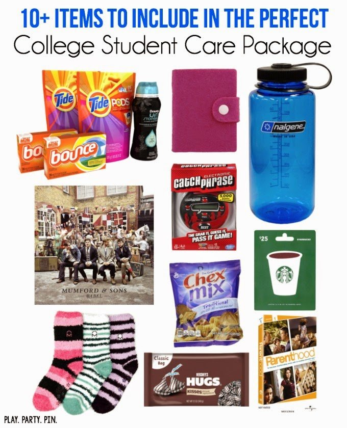 know a college student use this list to put together the perfect college student care